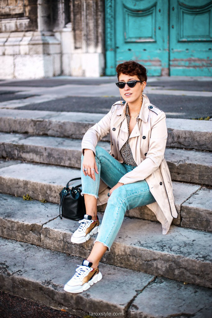 Cordon a lunettes street style